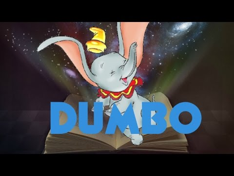 Dumbo Story Book by Disney Story Time  Dumbo