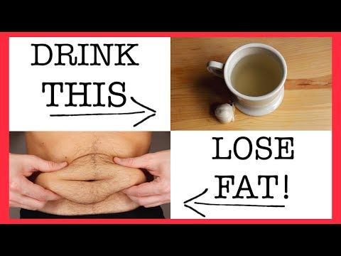 DRINK THIS & LOSE BELLY FAT | How to Lose Weight Fast & Easy