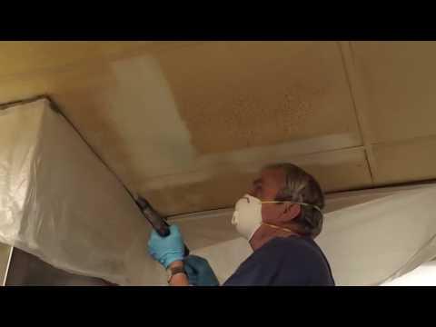 Silent Kitchen Ceiling Clean