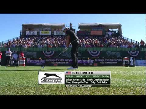 2012 REMAX World Long Drive Championship Powered By Dick's Sporting Goods - Segment 6