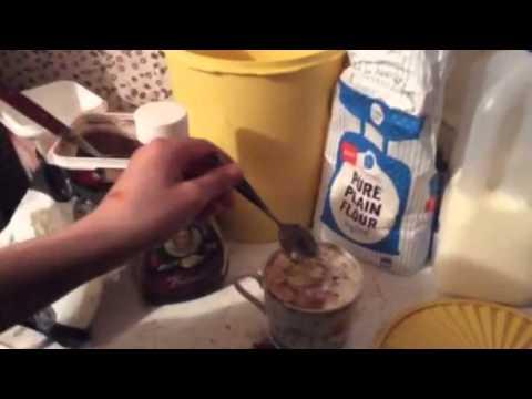 How to make a cake - FUNNY