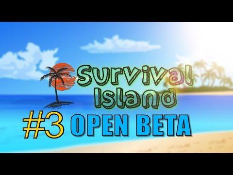 Open Beta Announcement - Survival Island Update #3