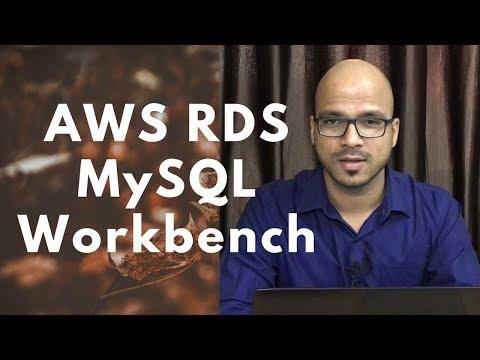 AWS RDS with MySQLWorkbench