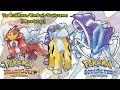 Pokemon G/S/C & HG/SS - Raikou/Entei/Suicune Battle Music [Mashup] (HQ)