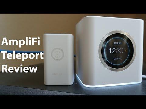 AmpliFi Teleport Review - Better than a VPN?