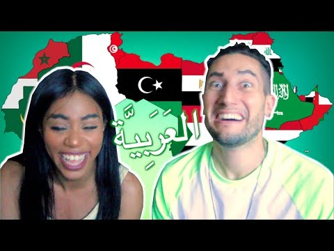 Americans Trying To Speak Arabic // الأميركيون يحاولون التحدث باللغة العربية