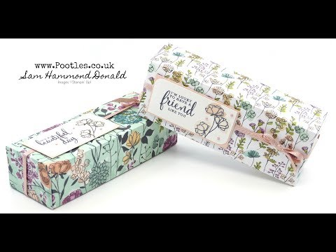 Large Fold Close Share What You Love Box Tutorial
