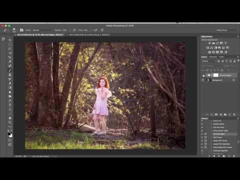 How to Blur the Edges of Your Image | A Photoshop Tutorial