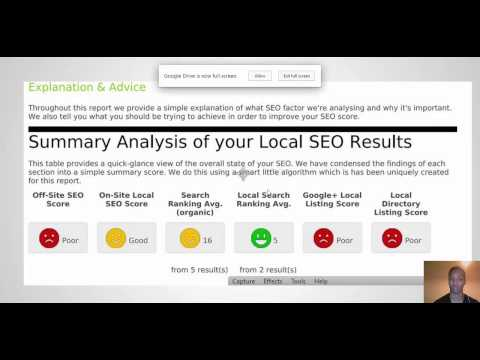 SEO audit your website to improve Google rankings | SEO in London
