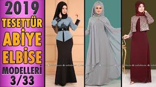 baff0ec87f9de Modaselvim 2019 Balık Abiye Modelleri 3/6 | Fish Model Hijab Evening ...