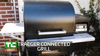 Traeger Connected Grill