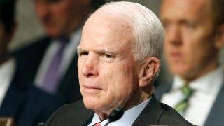 New form of therapy treats Sen. McCain
