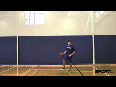 How to Shoot a Running Hook Shot in Basketball
