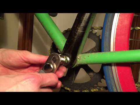 How To Remove Bike Crank Arms (Two Types!)
