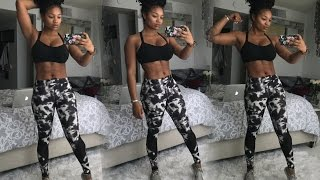 MY FITNESS ROUTINE | DIET & MORE! || LIA LEIGH