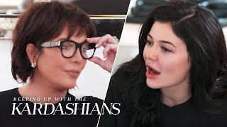 Kris & Kylie Jenner Feud Over The Kylie Cosmetics Office Space   KUWTK   E!