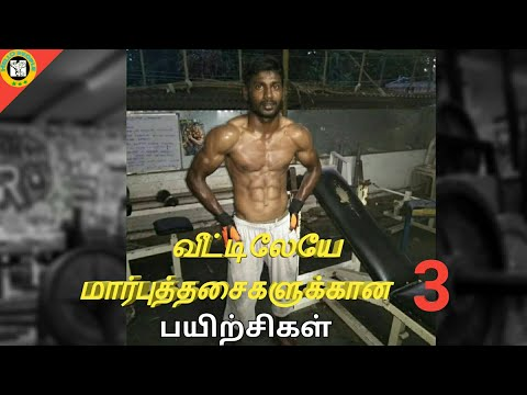 How to build chest muscles- home workout IN TAMIL AT HELLO PEOPLE...