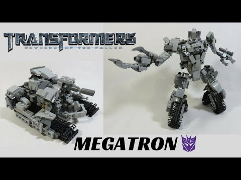 Lego Transformers: Revenge of the Fallen- Megatron