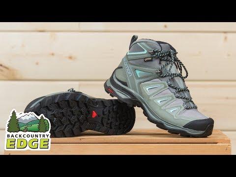 Salomon Women's X Ultra Mid 3 GTX Hiking Boot