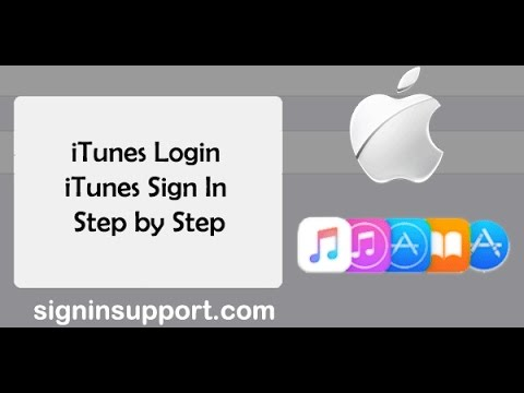iTunes Login on iPhone, iPad and iPod Touch
