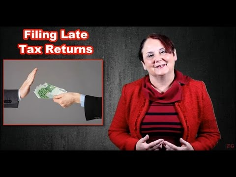 Filing Late Tax Returns: Can You Still Get a Refund?