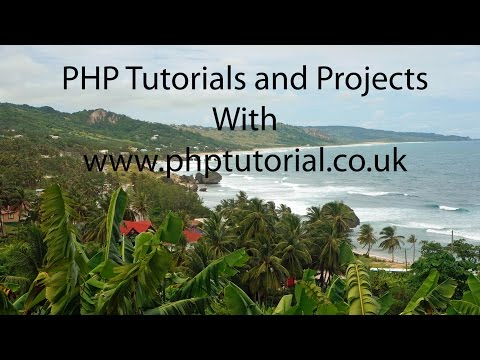 PHP Tutorial - PHP Blog Tutorial Phase 1 appendix b page header location