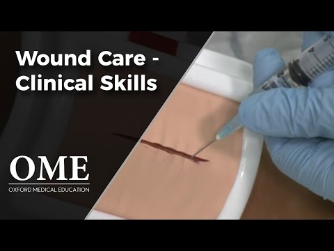 Wound Care - Clinical Skills