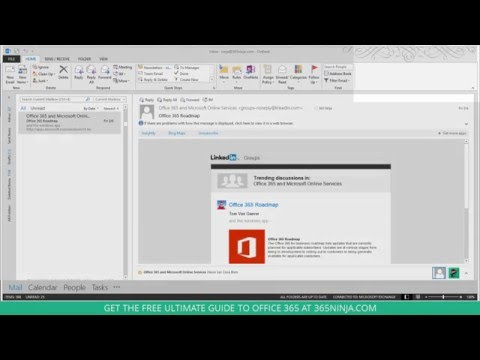 Disable incoming email desktop notifications in Outlook 2013