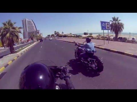 Morning Biking in Kuwait