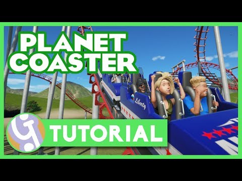 Beginner's Coaster Building Guide | Planet Coaster Tutorial