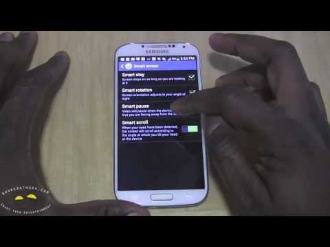 Samsung Galaxy S4 TouchWiz Tips & Tricks