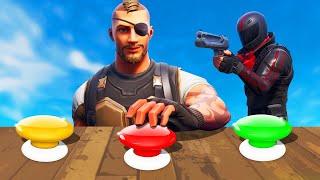 Click The RIGHT Button To SURVIVE! (Fortnite Find The Button)