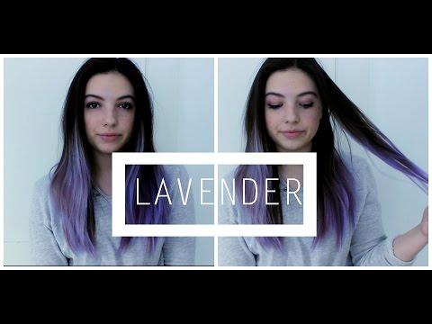 Lavender Ombré Hair | PaolaKassa