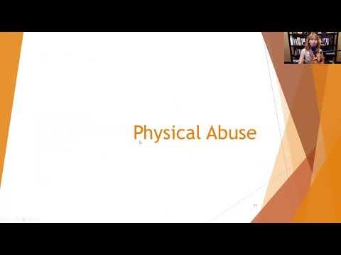 268 -Child and Elder Abuse Indicators
