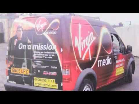 Virgin Media V Day
