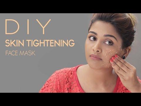 Face Mask For Skin Tightening - DIY Homemade Honey Lemon Mask - Glamrs