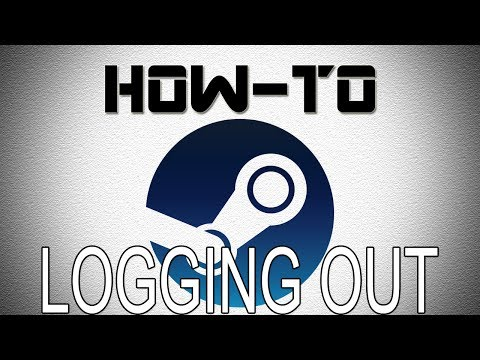 How to Logout of Your Steam Account