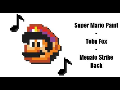 Super Mario Paint - Megalo Strike Back (Toby Fox)