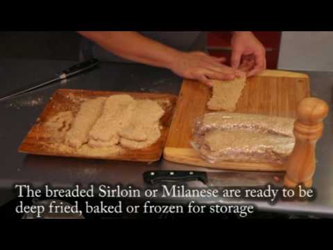 how to cut a sirloin & How to Make Parmigiana