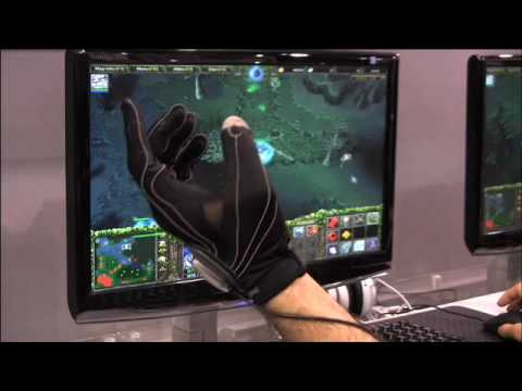 A Gaming Glove That's Fast Enough for Pros