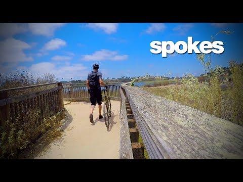 spokes :: episode 2 :: Back Bay, Newport Beach