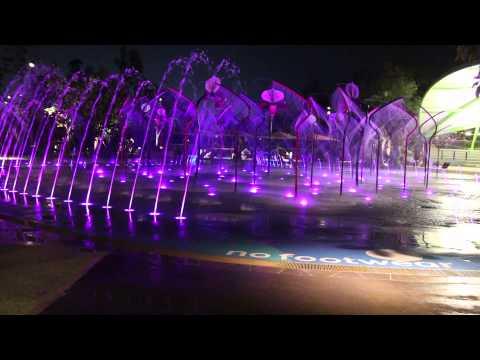 Far East Organization Children's Garden - Water Play Area (Paradise)