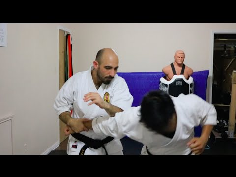 Karate Q&A 3: Traditional Blocks in Sparring