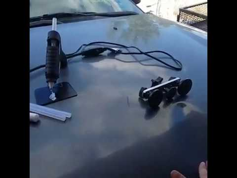 Easy way to remove dents in cars and trucks