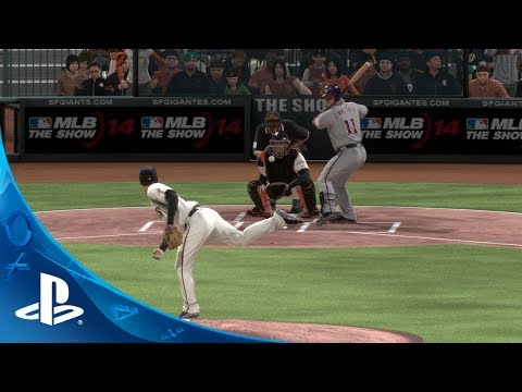 MLB 14: The Show on PS4