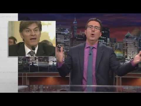 Xxx Mp4 Dr Oz And Nutritional Supplements Last Week Tonight With John Oliver HBO 3gp Sex