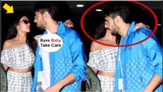Sidharth Malhotra's CUTE Moment With Rumored GIRLFRIEND Jacqueline Fernandez When CAUGHT At Airport