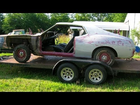 1974 AMC Javelin Restoration Project