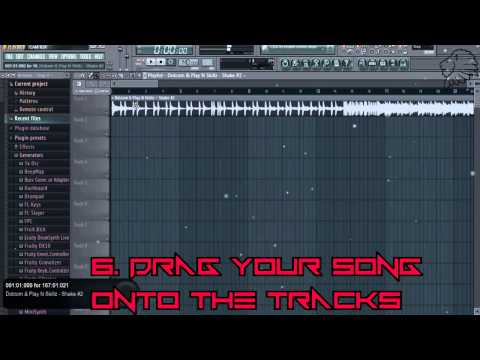 How to Cleanly Bass Boost Any Song in FL Studio 11 | Quick and Easy! | 2015