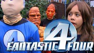 The Fantastic Four - Kids Parody